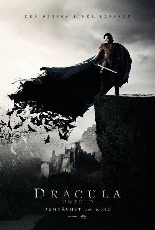 German Dracula Untold Poster