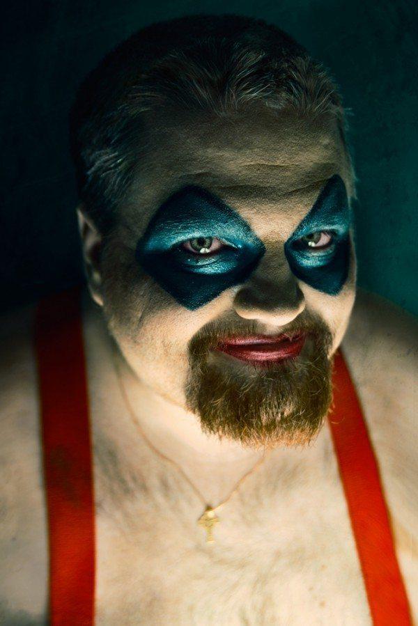 Clown Model Shawn