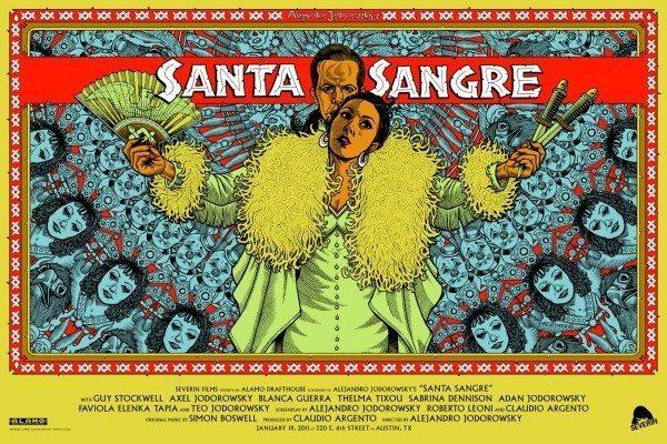 Sana Sangre film poster