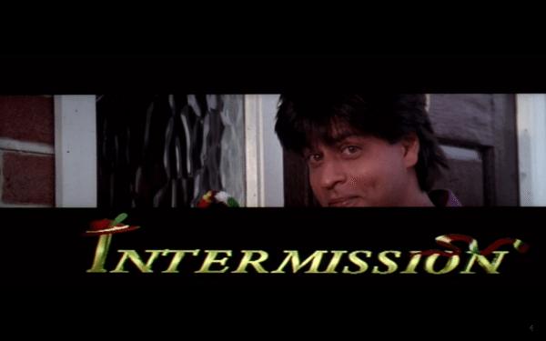 DDLJ - Intermission