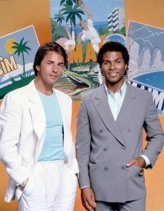 A picture from Miami Vice.