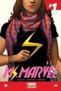 Ms Marvel 2014