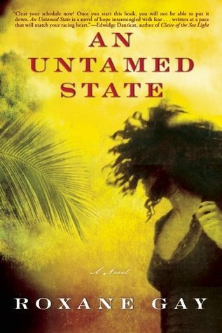 An Untamed State by Roxane Gay (cover)
