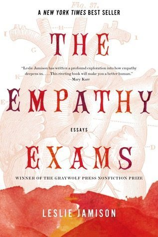 The Empathy Exams by Leslie Jamison (cover)