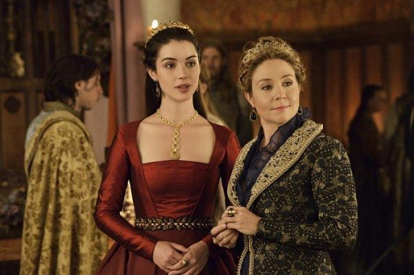 "A screen shot from ""Reign"""