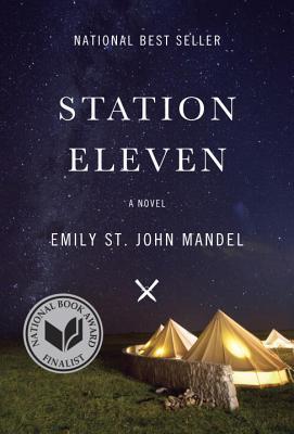 Station Eleven by Emily St. John Mandel (cover)