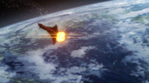 Deucalion in space