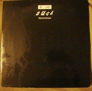 Bush - Machinehead single, No. 1442