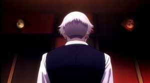 An image from Death Parade