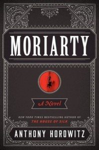 Moriarty - Anthony Horowitz - cover