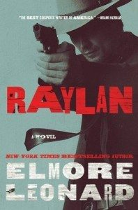 Raylan by Elmore Leonard (cover)