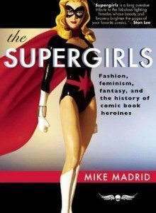 Cover of The Supergirls by Mike Madrid