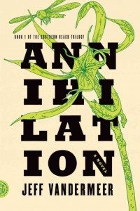 "Cover of ""Annihilation"""