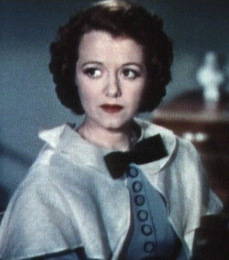 Janet Gaynor in A Star Is Born.