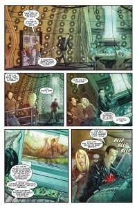 Doctor Who: The Ninth Doctor #1 (Titan Comics, 2015)
