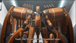 Sleipnir Showdown Spec