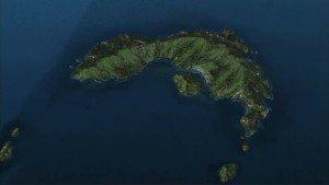 Fafner main island