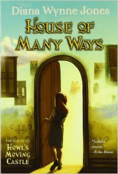 Cover of House of Many Ways by Diana Wynne Jones