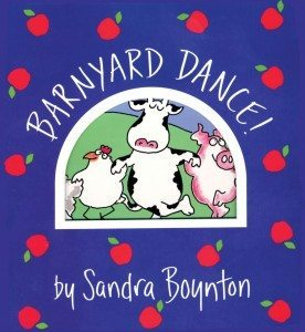 "Cover of ""Barnyard Dance!"""
