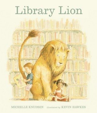 "Cover of ""Library Lion"""