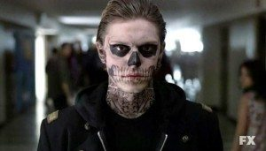 Evan Peters as Tate Langdon in American Horror Story: Murder House
