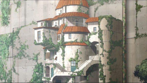 Tanikaze new house