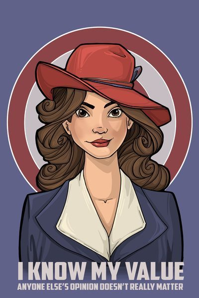 Agent Carter: I know my value