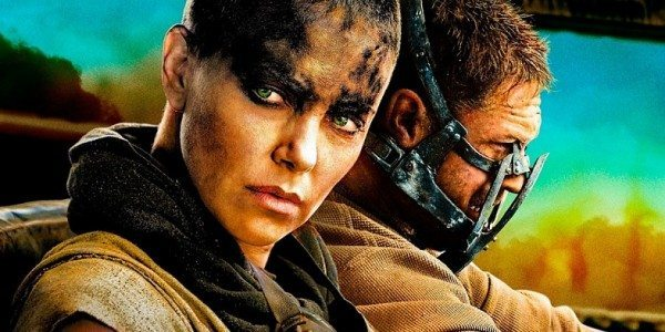 A picture of Furiosa and Max from Mad Max: Fury Road