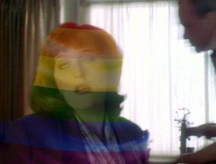 Dana Scully: Rainbow Eye Roll