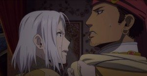 Arslan getting pissed at Rajendra