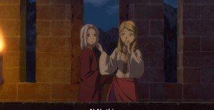 Etoile and Arslan