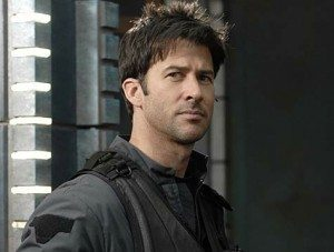 Cast photo for Joe Flanigan from Stargate Atlantis