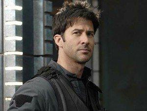 Cast photo for Joe Flanigan from Stargate Atlantis