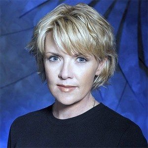Cast photo of Amanda Tapping from Stargate