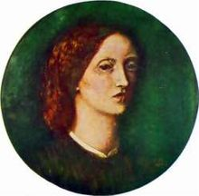 Elizabeth Siddal self-portrait